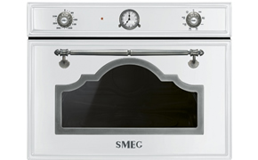 SMEG斯麦格microwave with grill烤箱cortina系列