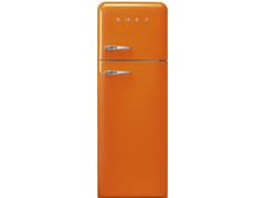 SMEG斯麦格上冷冻双开门冰箱50's style系列