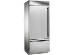 SMEG斯麦格下冷冻双开门冰箱classic系列