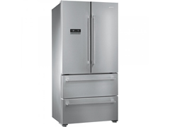 SMEG斯麦格双门双抽屉冰箱standard系列