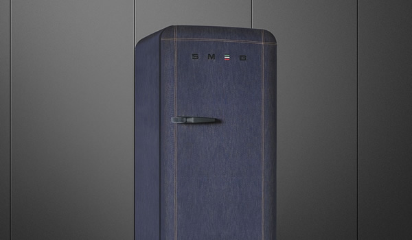 SMEG冰箱FAB28RDB